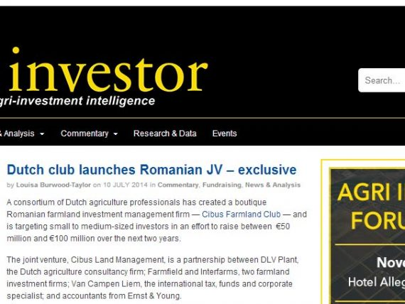 Agri Investor