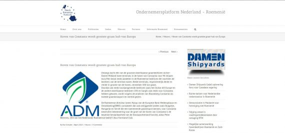 Dutch Romanian Network