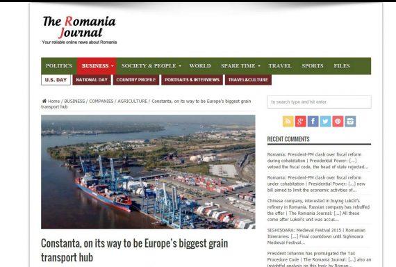 The Romania Journal